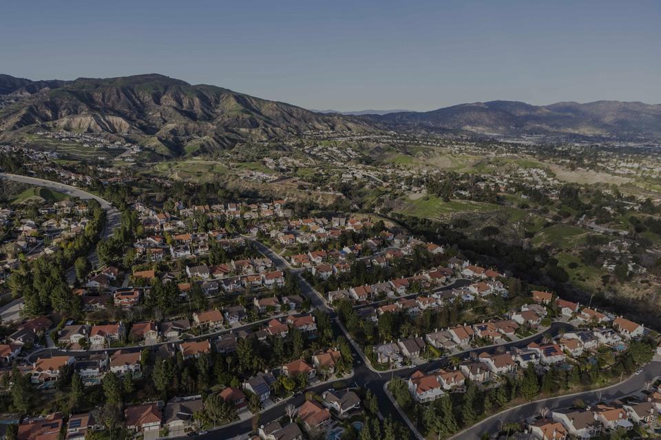 Granada Hills, le hotspot de luxe à Los Angeles - Californie