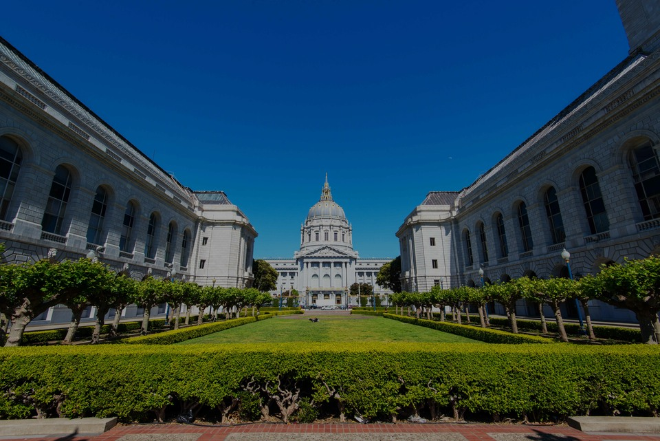 Civic Center, le hotspot de luxe à San Francisco - Californie