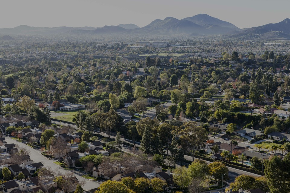 Thousand Oaks, the luxury real estate hotspot in Los Angeles - California, USA.
