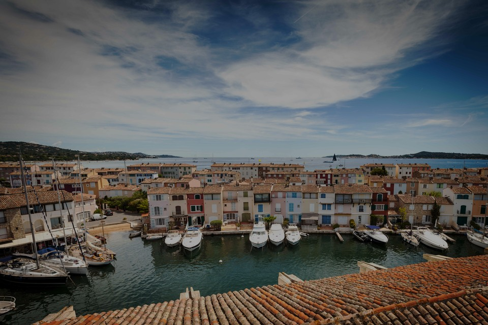 Port Grimaud, le Hotspot de luxe à French Riviera - France
