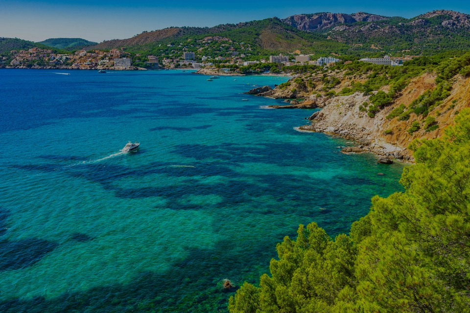 Calvia , le Hotspot de luxe à Balearic Islands - Spain