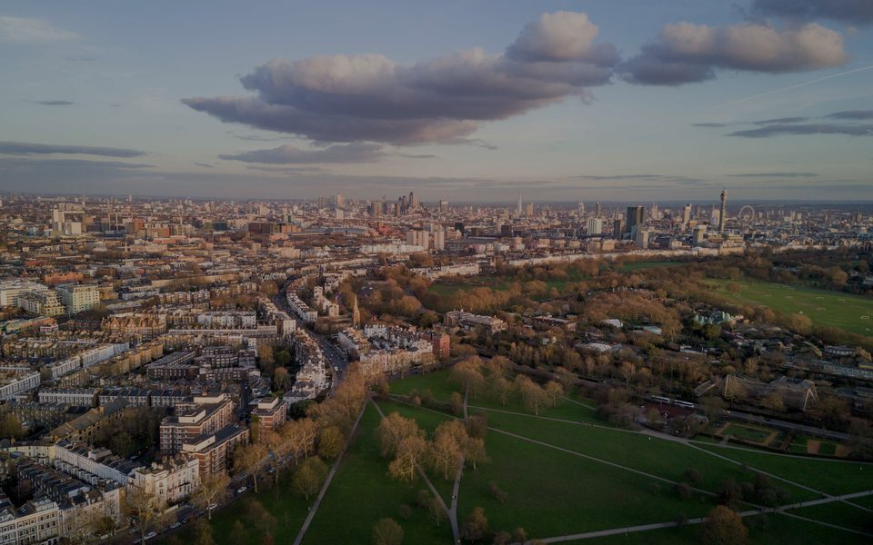 Primrose Hill , the luxury real estate hotspot in London - United Kingdom