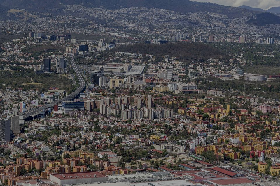 Jardines del Pedregal, le hotspot de luxe à District fédéral du Mexique - Mexique