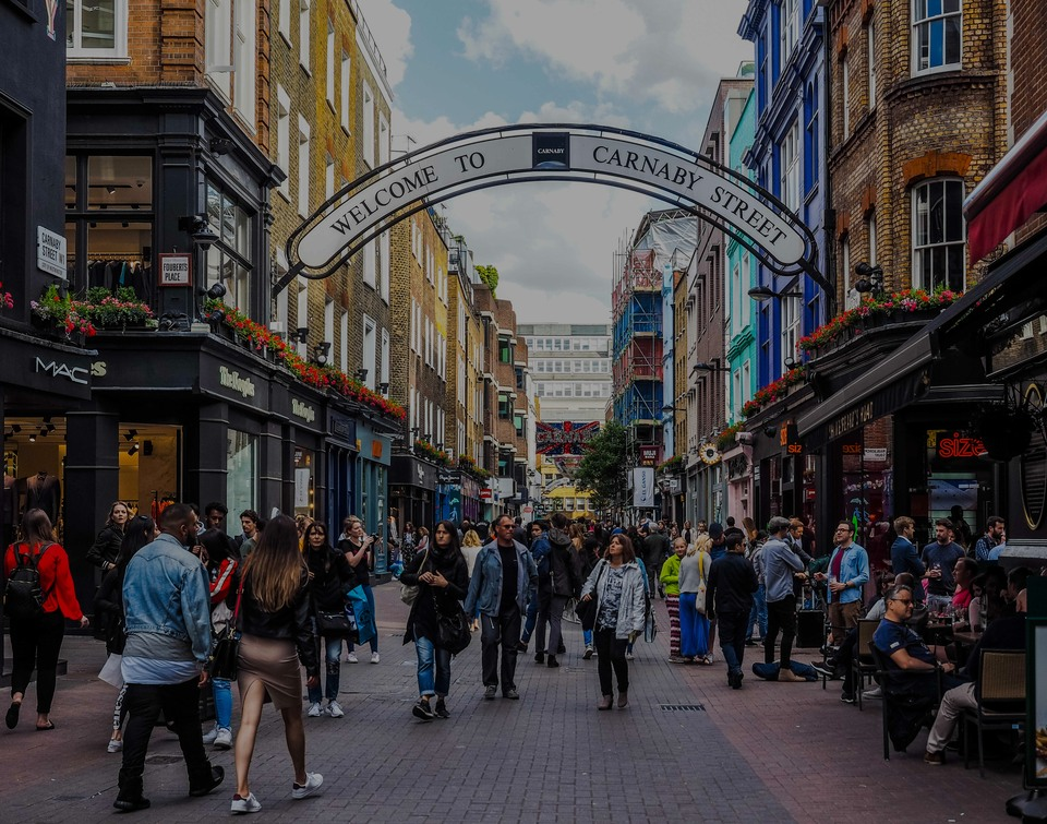 Soho, le Hotspot de luxe à London - United Kingdom