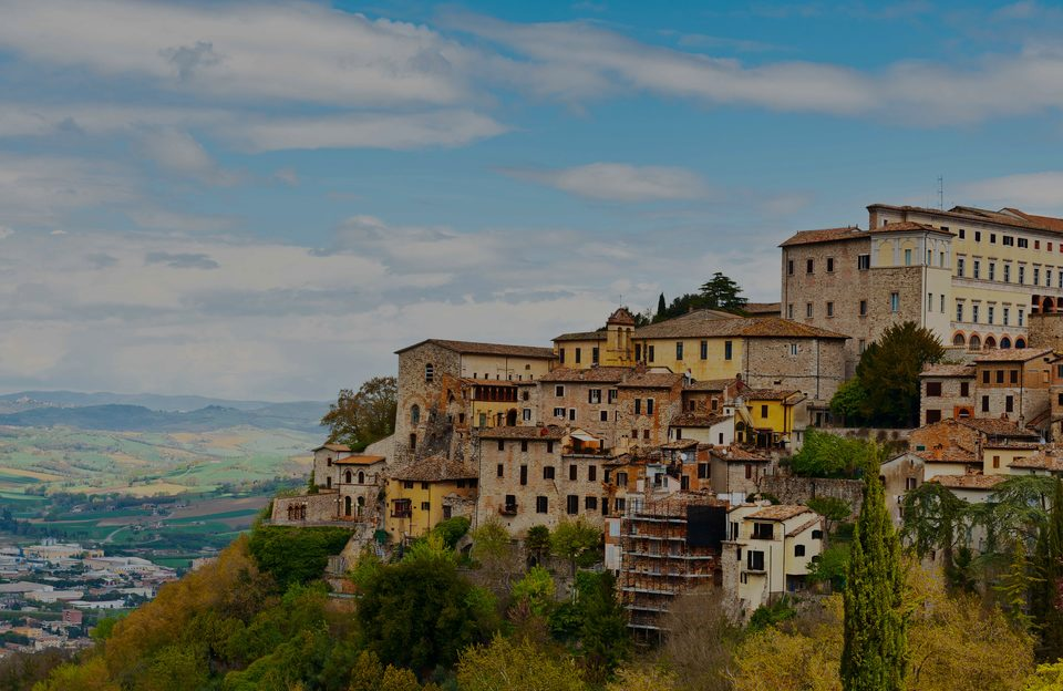 Todi, the luxury real estate hotspot in Rome & Surroundings - Italy