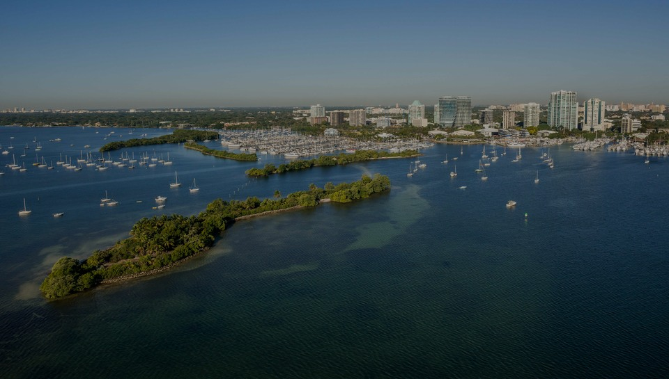 Coconut Grove, the luxury real estate hotspot in Miami - Florida