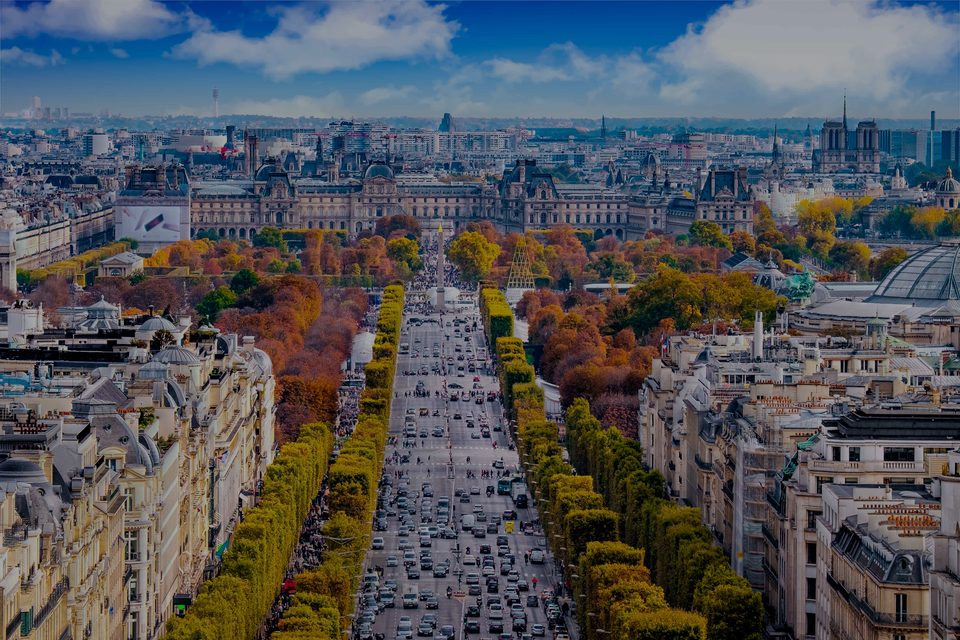 District VIII, the luxury real estate hotspot in Paris - France
