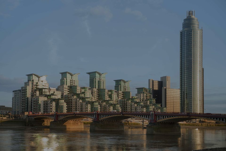 Vauxhall, le Hotspot de luxe à London - United Kingdom