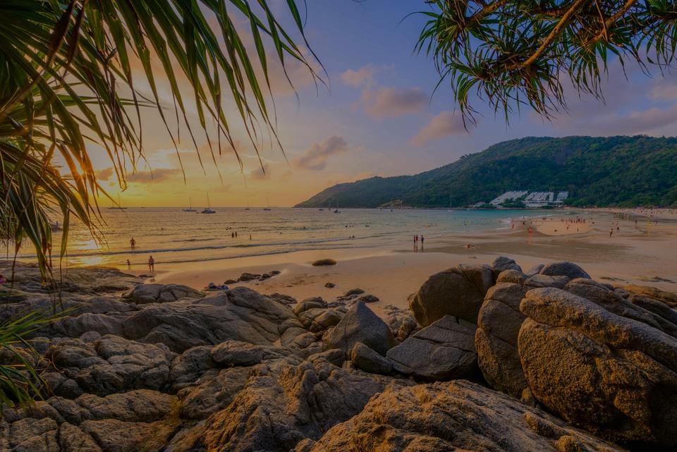 Nai Harn, le Hotspot de luxe à Phuket - Thailand