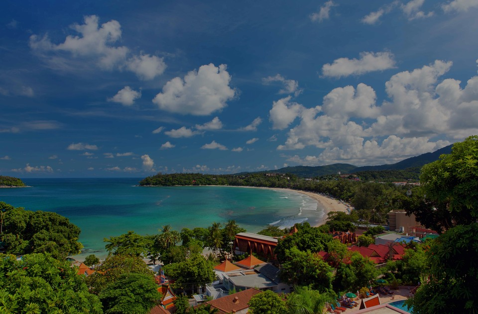 Kata , the luxury real estate hotspot in Phuket - Thailand