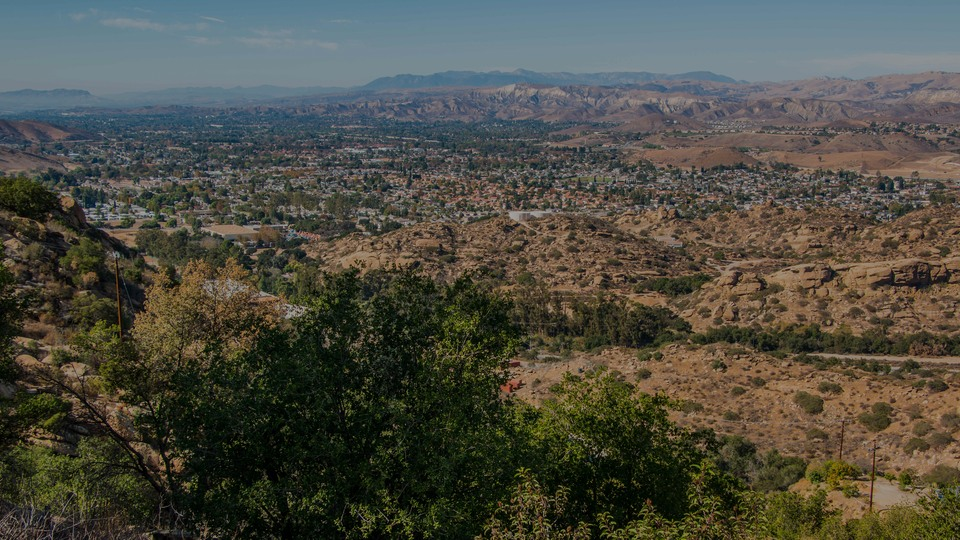 Simi Valley, le Hotspot de luxe à Los Angeles - California, USA.