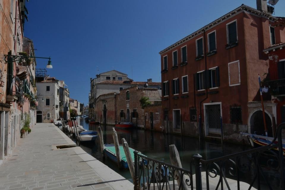 Cannaregio, le hotspot de luxe à Venise - Italie