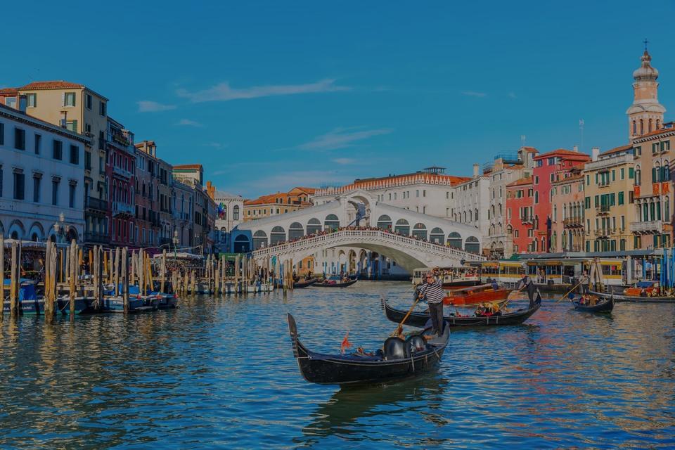 San Polo, le hotspot de luxe à Venise - Italie