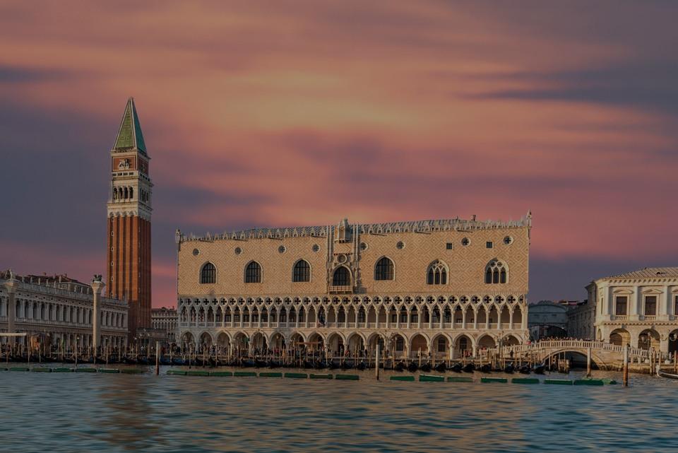 San Marco, le hotspot de luxe à Venise - Italie