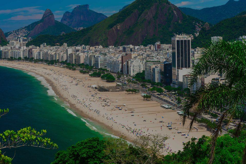 Leblon, le hotspot de luxe à Rio de Janeiro - Brésil