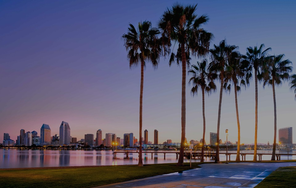 Pacific Beach, the luxury real estate hotspot in San Diego - California, USA.
