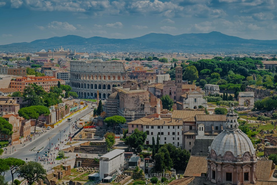 Monti, the luxury real estate hotspot in Rome & Surroundings - Italy