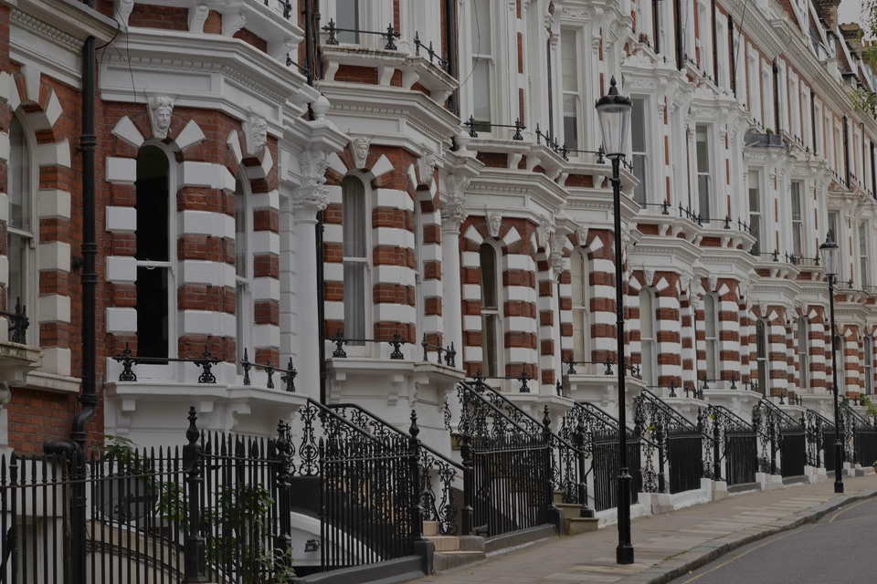 Kensington, the luxury real estate hotspot in London - United Kingdom