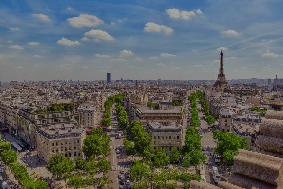District VII, el hotspot de lujo en Paris - Francia