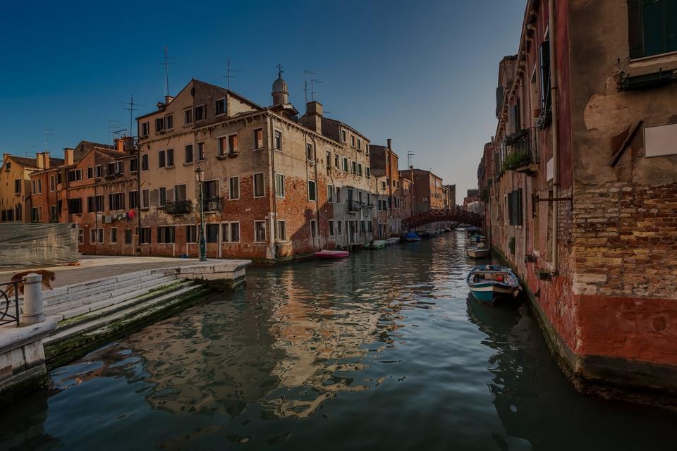 Santa Croce, le hotspot de luxe à Venise - Italie