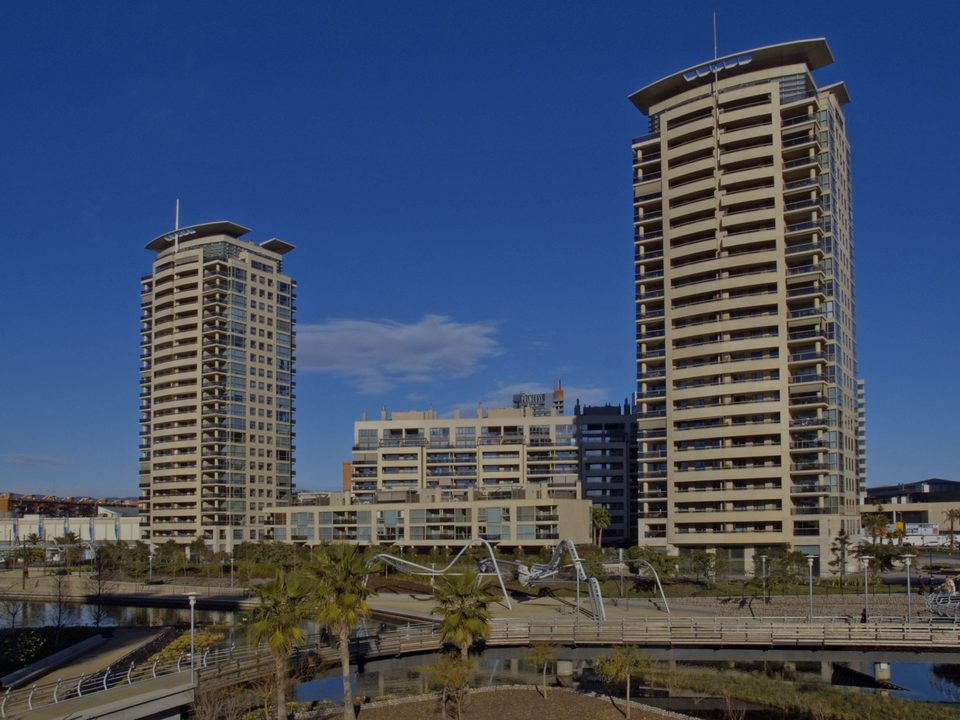 Diagonal Mar, the luxury real estate hotspot in Barcelona - Spain