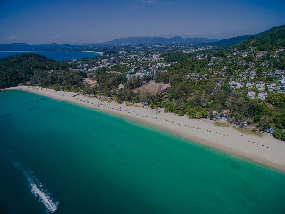 Surin Beach, the luxury real estate hotspot in Phuket - Thailand