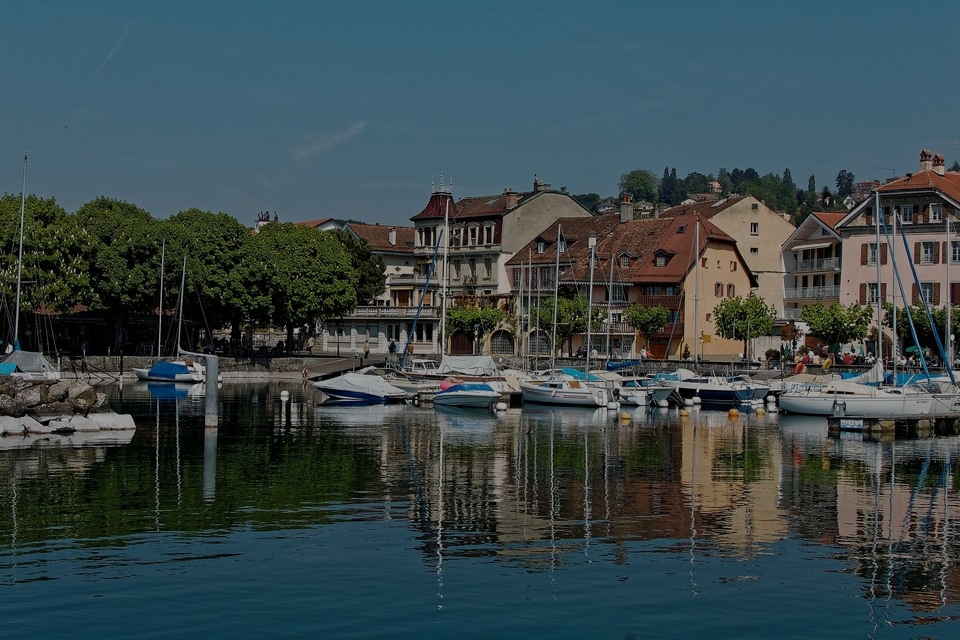 Lutry, le Hotspot de luxe à Lausanne - Switzerland