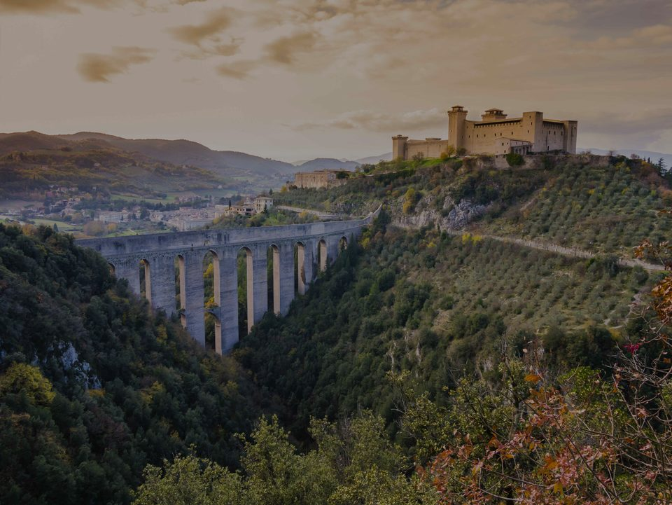 Spoleto, the luxury real estate hotspot in Rome & Surroundings - Italy