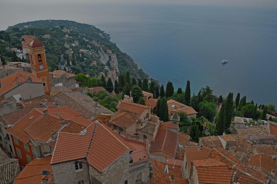Roquebrune - Cap Martin, le hotspot de luxe à Côte d'azur - France