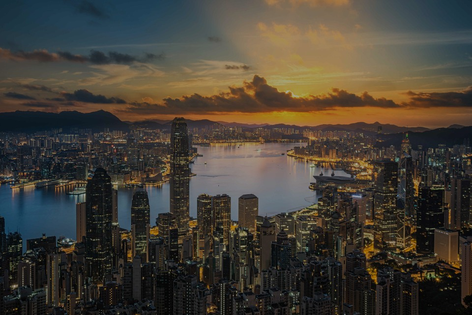 Central District of Hong-Kong, le hotspot de luxe à Hong-Kong - Chine